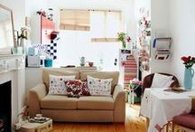 Small Interiors / by Unidentified Lifestyle