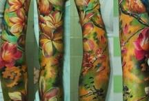 Left Arm/rib cover up ideas / by Stephanie Eddins