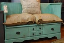 furniture ideas  / by LynnDee Sutherland