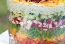 Salads / by LynnDee Sutherland