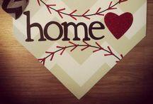 Home Sweet Home / by Marlene Barber