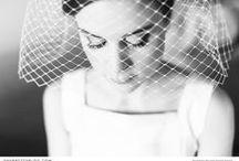 wedding {veils}  / by The Pretty Blog