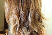 hair / by Stefanie Venable