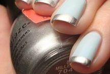 Cool nails / by Lori Tatar Smith