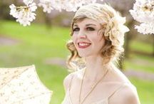 theme {1920's / gatsby wedding inspiration} / by The Pretty Blog