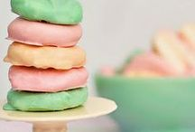 colours {sorbet colour ideas} / Ice-cream, pastel or sorbet inspiration board  / by The Pretty Blog