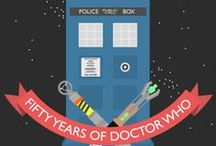TARDIS / A board dedicated to everything Doctor Who / by Monique Ocampo