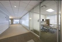Architectural Wall / KI Movable Walls, also called Architectural Walls, are a cost-effective and sustainable solution for quickly and easily creating and reconfiguring space any time your business and office needs change. / by KI Furniture