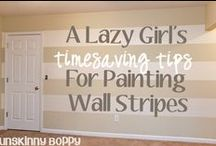 Positive Painting Tips / Parenting tips and advice for mothers raising kids as well as fun activities, reward charts, chore charts, positive reinforcements, and family traditions / by Laurie Turk TipJunkie.com