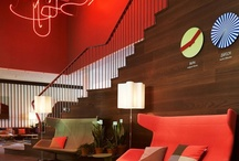 HIP HOTELS / Chic places to stay all over the world. / by Jodi Papaleo