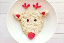 Christmas Recipes / We know what adults like, but how about some fun kids recipes? All the recipes on this board are fun, visually stunning and easy for kids to eat! / by Grandparents.com