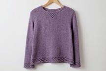 Modern-knitty / Modern knits I'd like to... knit! / by Cassie Clarke
