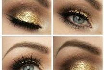 Bright Eyes / by Lipstick & Cake