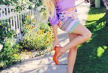 Fashion  / by Rebecca Robeson