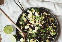 Food: Salad / by Kelly Dunaway