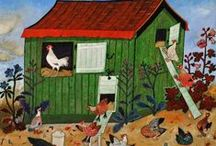 Chicken Coop / by Denise