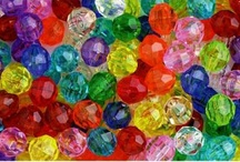 Plastic Beads by Berger Beads / Plastic Beads by Berger Beads Supplies available at www.bergerbeads.net / by Victoria Rubin