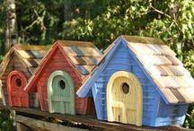 Birdhouses / by Denise