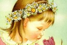 Flowers In Her Hair / by Denise