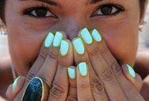Nail Ideas / by Amanda Tremblay