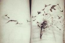 Tattoos / by Sydney Lyn