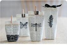 Craft Ideas / by Tuula Ihamuotila