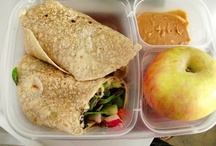 LUNCH: A Moveable Feast / Meals-To-Go / by Linda M