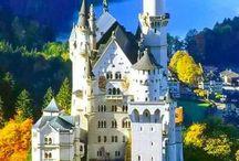 Castles & Kings / by Kathleen Killingsworth