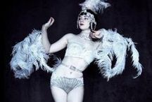 burlesque / show girls / by jenny moss