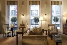 Hotels / by LUX Worldwide