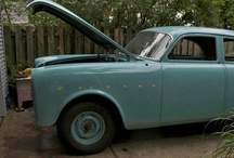 Packard Resurrection Project / Follow along as Graham Kozak restores his 1951 Packard 200 sedan.  / by Autoweek