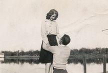 Vintage / The good old days. / by Amanda Mayo