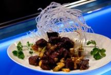 Hakkasan  / Exotic, Asian-inspired dishes from the Far East at Hakkasan at the Fontaineableau. / by Fontainebleau
