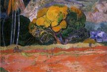 Artist: Paul Gauguin / by Art by Wietzie