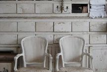 Furniture~Antique~Brocante / Where we go to find the perfect treasure / by Art by Wietzie