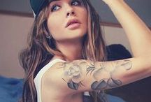 Tattoos <3 / by Cherisse Peters