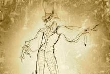 Steampunk Glam / by Dorothy Kerr