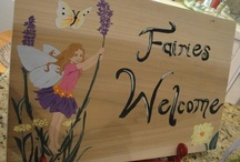Fairy Party / What little girl wouldn't love a Fairy Birthday Party? / by Kathy Robbins-Wise