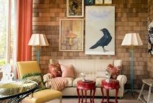 Interiors / by Hannah Mudge