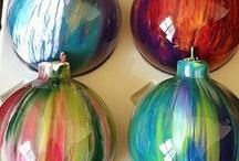 Holiday craft ideas / by Sarah DeLong