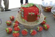Strawberry Shortcake Party / by Kathy Robbins-Wise