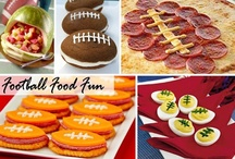 Football Party / by Kathy Robbins-Wise