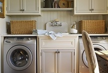 Laundry Room / by Kelli Peyton