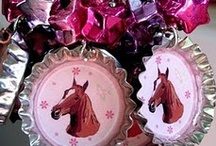 Horse Party / by Kathy Robbins-Wise
