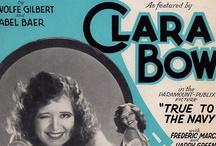 "The ""It"" girl, Clara Bow / by Bluebeard"
