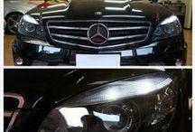 Mercedes-Benz LED Lights / by iJDMTOY.com Car LED
