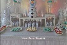 Frozen Party Ideas / by Marcia Shepherd