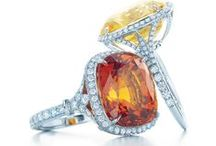 Outrageous Orange / No matter what the season, there's no better way to make a statement than to pair your favorite platinum jewelry and accessories with the color orange. See trendy orange fashions in this stunning gallery. / by Platinum Jewelry