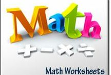 Education:  Math  / by Josie Smolka