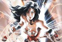 Wonder Woman / by Victoria Smith